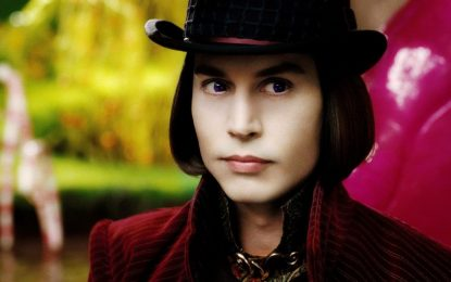 Johnny Depp no será Willy Wonka en la precuela de 'Charlie y la fábrica de chocolate'